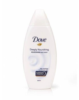 Dove Body Wash - Крем-гель для душа Dove (55мл.)